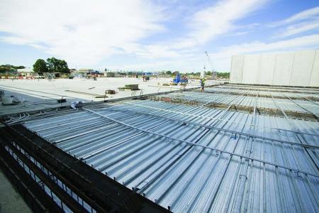 Lysaght Bondek 174 Formwork Structural Decking Amp Composite